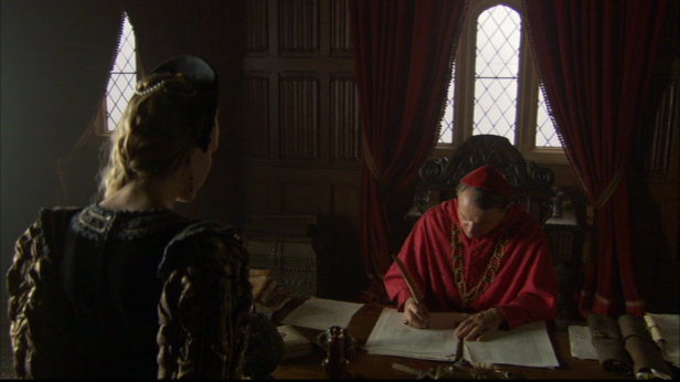 Lady Blount interbiew Wolsey.png