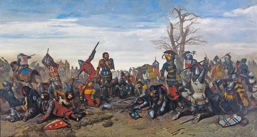 Le_Combat_des_Trente_(1857)