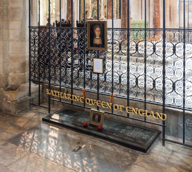 Peterborough_Cathedral_Catherine_of_Aaragon_Grave,_Cambridgeshire,_UK_-_Diliff.jpg