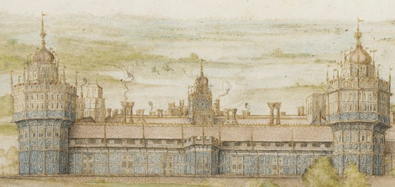 Nonsuch_Palace_watercolour_detail